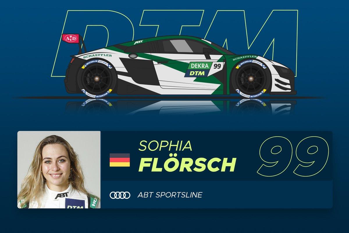 #99 Sophia Flörsch (20) - Ranking: ** (2 Sterne)