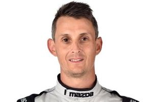 #55 Mazda Motorsports Mazda DPi: Oliver Jarvis