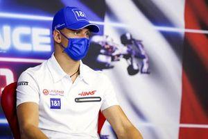 Mick Schumacher, Haas F1 in conferenza stampa