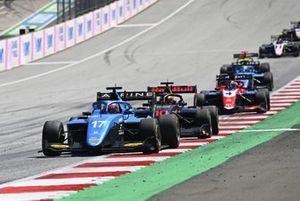 Victor Martins, MP Motorsport, Jak Crawford, Hitech Grand Prix, Jack Doohan, Trident