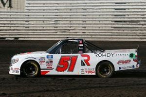 Brian Brown, Kyle Busch Motorsports, Toyota Tundra Casey's/Rowdy Energy