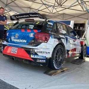 Quentin Giordano, Kévin Parent, Volkswagen Polo GTI R5