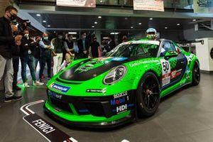 Auto di Francesco Maria Fenici, AB Racing