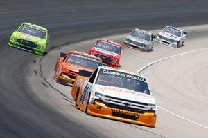 Tyler Ankrum, GMS Racing, Chevrolet Silverado LiUNA!, Zane Smith, GMS Racing, Chevrolet Silverado MRC Construction