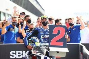 2. Luca Bernardi, CM Racing