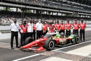 Santino Ferrucci, Rahal Letterman Lanigan Racing Honda, team
