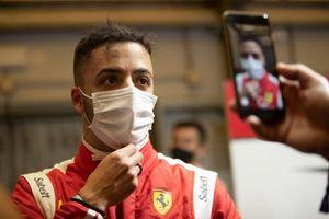 #8 AF Corse, Ferrari 488 GT3 Evo: Antonio Fuoco
