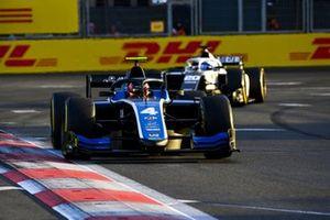 Felipe Drugovich, Uni-Virtuosi, precede Matteo Nannini, Campos Racing