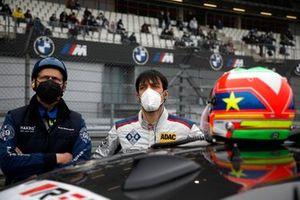 #70 Hofor Racing by Bonk Motorsport BMW M4 GT4: Gabriele Piana
