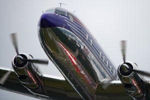 Red Bull plane