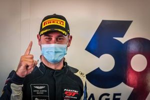 Polesitter #188 Garage 59 Aston Martin Vantage AMR GT3: Jonny Adam