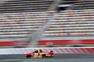 Zane Smith, GMS Racing, Chevrolet Silverado Good Sam
