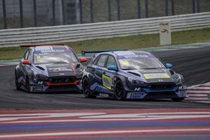 Antti Buri e Nicola Baldan, Target Competition, Hyundai i30 N TCR