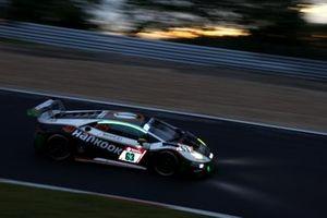 #63 Hankook FFF Racing Team Lamborghini Huracn GT3 Evo: Marco Mapelli, Franck Perera, Mirko Bortolotti, Giacomo AltoŠ