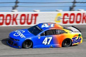 Ricky Stenhouse Jr., JTG Daugherty Racing, Chevrolet Camaro Kroger/Tide