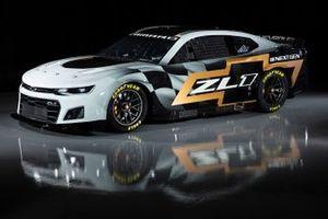 Chevrolet Camaro in der Gen7-Version für die NASCAR Cup-Saison 2022