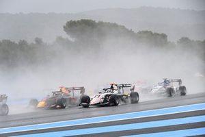 Ayumu Iwasa, Hitech Grand Prix, Juan Manuel Correa, ART Grand Prix, Logan Sargeant, Charouz Racing System