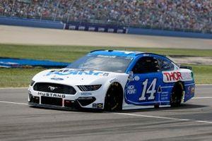 Chase Briscoe, Stewart-Haas Racing, Ford Mustang HighPoint.com / Thorlabs