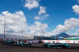 Sam Bird, Jaguar Racing, Jaguar I-TYPE 5, Tom Blomqvist, NIO 333 001