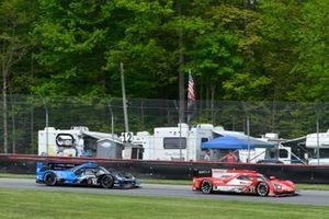 #31 Action Express Racing Cadillac DPi: Felipe Nasr, Pipo Derani, #10 Wayne Taylor Racing Acura ARX-05 Acura DPi: Ricky Taylor, Filipe Albuquerque