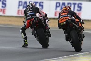 Aleix Espargaró, Aprilia Racing Team Gresini, Brad Binder, Red Bull KTM Factory Racing