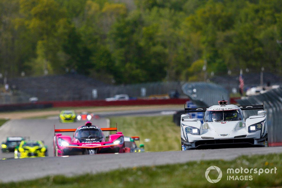 #01: Cadillac Chip Ganassi Racing Cadillac DPi , DPi: Renger van der Zande, Kevin Magnussen
