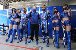 Hideki Yamauchi, Takuto Iguchi, #61 SUBARU BRZ R&D SPORT