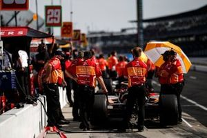 James Hinchcliffe, Andretti Steinbrenner Autosport Honda, crew