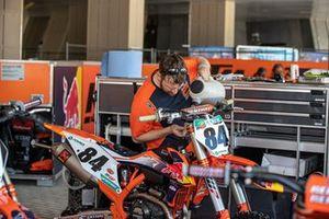 Il furgone Jeffrey Herlings, Red Bull KTM Factory Racing