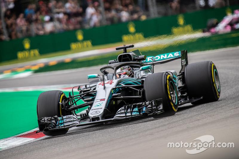 GP da Itália de 2018