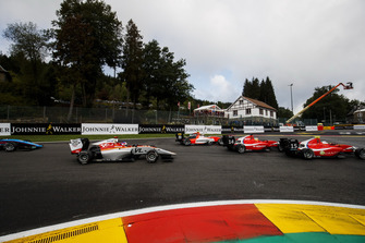 Diego Menchaca, Campos Racing, Devlin DeFrancesco, MP Motorsport, Gabriel Aubry, Arden International
