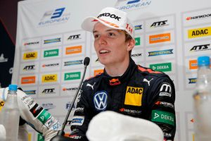 Press conference, Dan Ticktum, Motopark Dallara F317 - Volkswagen