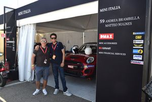 Matteo Nugnes e Andrea Brambilla, Mini John Cooper Works Lite, Mini Italia