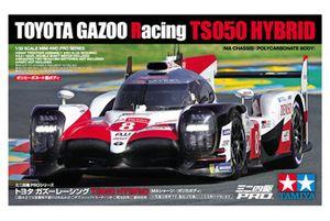 Kemasan TOYOTA GAZOO Racing TS050 Hybrid (MA Chassis) (Polycarbonate Body)