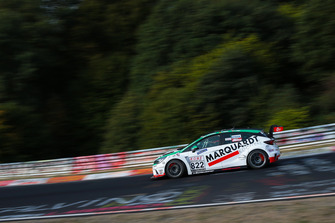 #822 Opel Astra TCR: Hannu Luostarinen, Thomas Jäger, Thorsten Wolter
