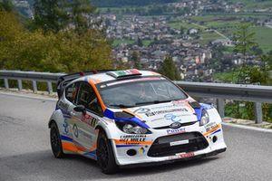 Alessandro Bruschetta, Marco Zortea, Ford Fiesta WRC, Scuderia Motor Group