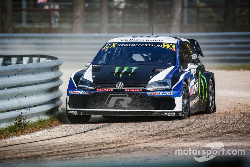 Йохан Кристофферссон, PSRX Volkswagen Sweden