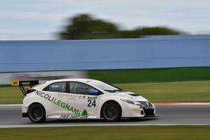 Lorenzo Nicoli, Honda Civic TCR #24