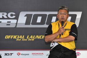 Sadahiko Matsumura, General Manager Dunlop