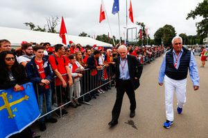 Lawrence Stroll, Team Owner, Racing Point Force India F1