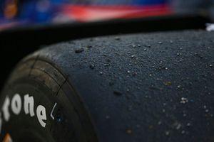 Scott Dixon, Chip Ganassi Racing Honda, Firestone Tire