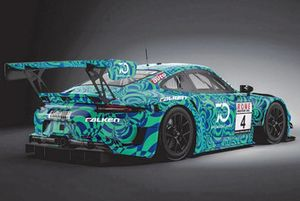 Falken Motorsports, Porsche GT3-R