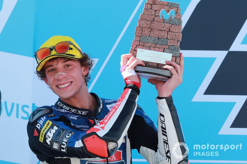 Marco Bezzecchi, Prustel GP