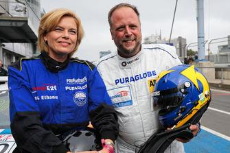 Smudo and Julia Klöckner