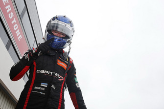 Race winner Jüri Vips, Motopark Dallara F317 - Volkswagen