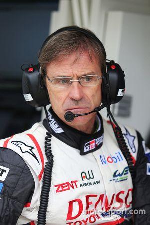 Pascal Vasselon, Toyota Gazoo Racing Technical Director