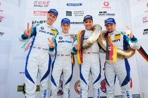 Double victory, #3 Falken Motorsport BMW M6 GT3: Stef Dusseldorp, Alexandre Imperatori, #4 Falken Motorsports Porsche 911 GT3 R: Klaus Bachler, Martin Ragginger