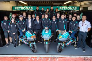SIC Petronas Racing team, Ayumi Sasaki, Niki Tuuli, Adam Norrodin