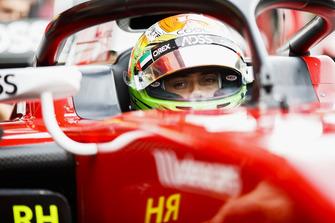 Louis Deletraz, Charouz Racing System.