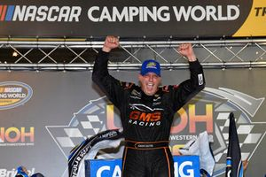Johnny Sauter, GMS Racing, Chevrolet Silverado GMS Fabrication wins